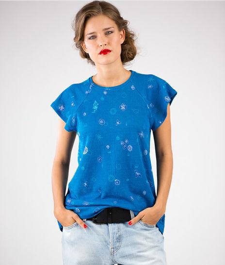 Schnittmuster und Nähanleitung Shirt und Kleid Laisa bei Makerist - Bild 1