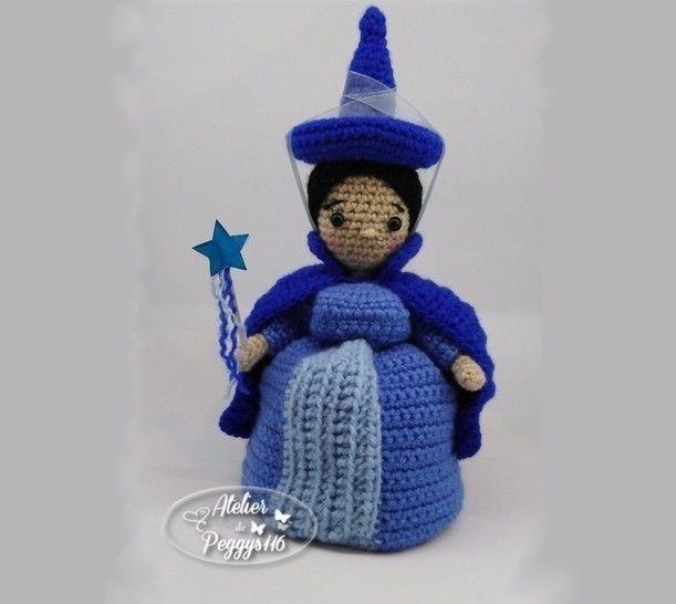 Pinprenelle la Fée Bleue chez Makerist - Image 1