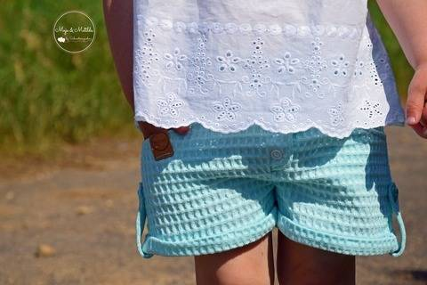 Caro Shorts-Bermuda Gr.50-164 bei Makerist