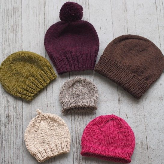 Basic Beginner Hats at Makerist - Image 1