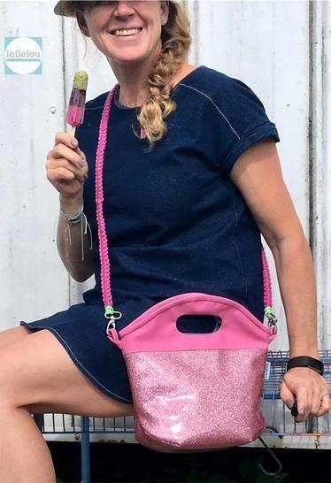 Lykke.beachLove Strandtasche Handtasche Lunchbag 3 Gr. Ebook bei Makerist - Bild 1