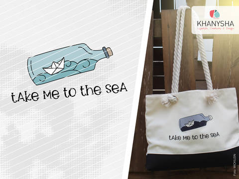 Take me to the sea bei Makerist
