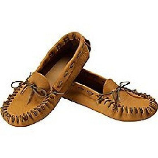Size 5 Men's Moccasin Pattern-Casual Daily Wear at Makerist - Image 1