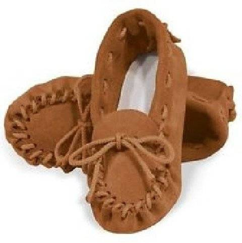 SIZE 8 Men's Moccasin Pattern-Casual Daily Wear at Makerist