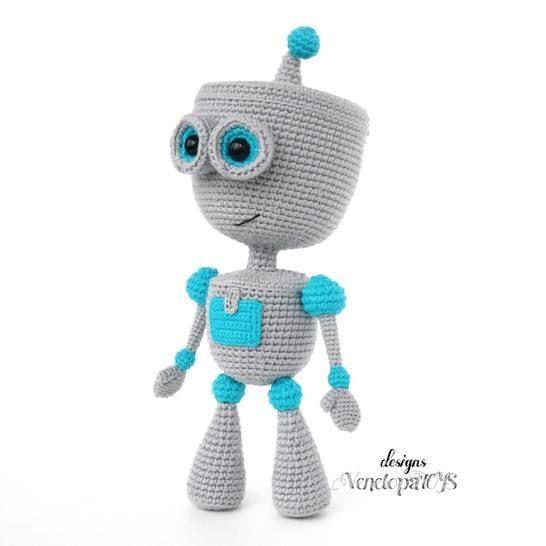 Modèle Gizmo Le Robot chez Makerist - Image 1
