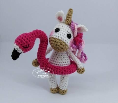 Summer the Unicorn at Makerist
