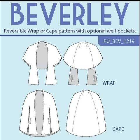 Beverley Cape/Wrap