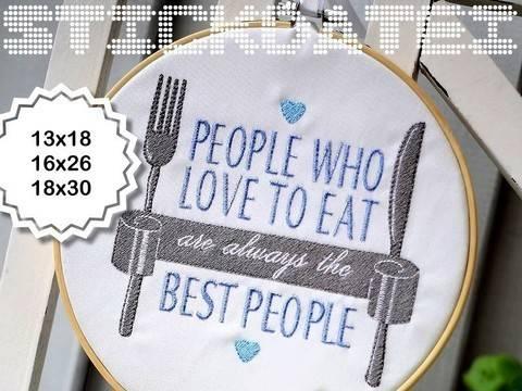 Best People 13x18 16x26 18x30 bei Makerist