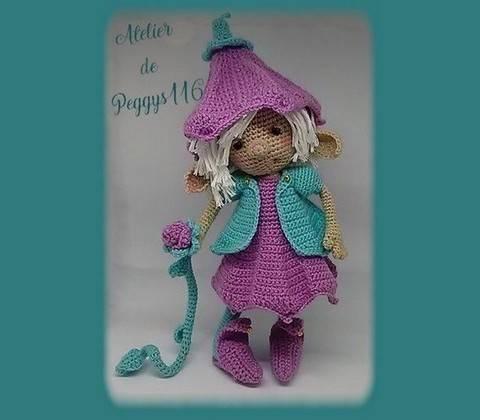 Aslinn, the little elfe at Makerist