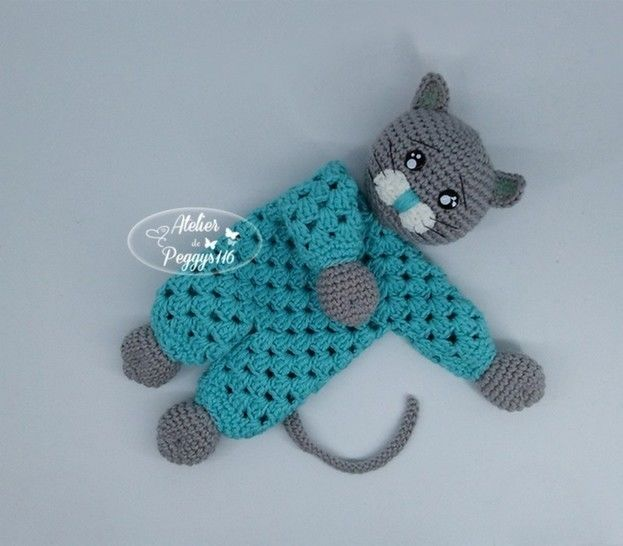 Cat lovey granny at Makerist - Image 1
