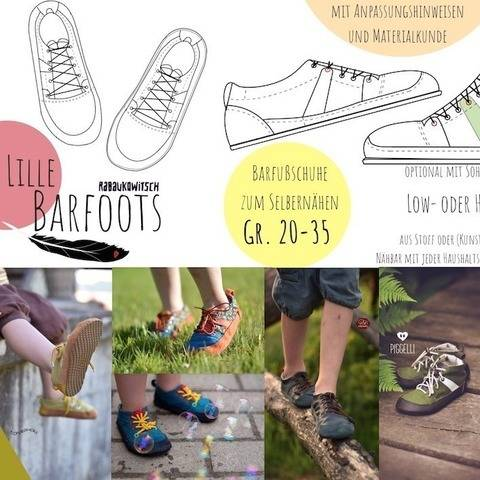 Lille Barfoots Gr. 20-35