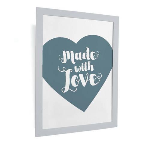 Plotterdatei - Made with Love Herz bei Makerist