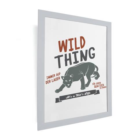 Plotterdatei - Wild Thing bei Makerist
