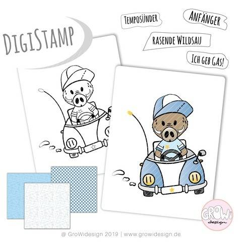 SpeedySAU DigiStamp