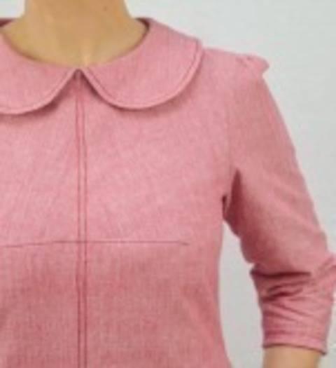 The Kitty Dress | PDF sewing pattern by Maven Patterns.  bei Makerist