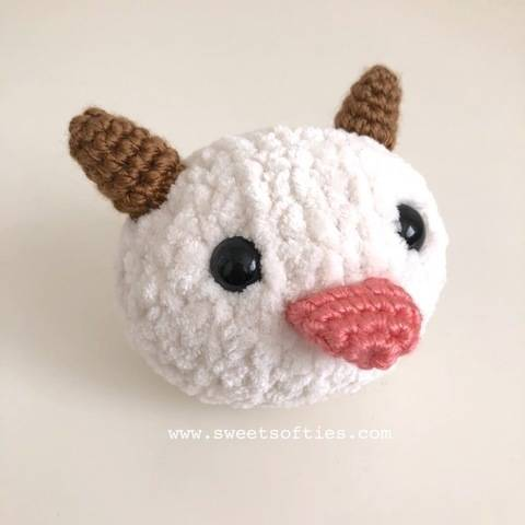 Poro League of Legends (LoL) Plushie