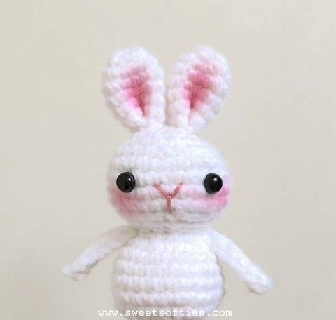 Some-BUNNY To Love Amigurumi Rabbit