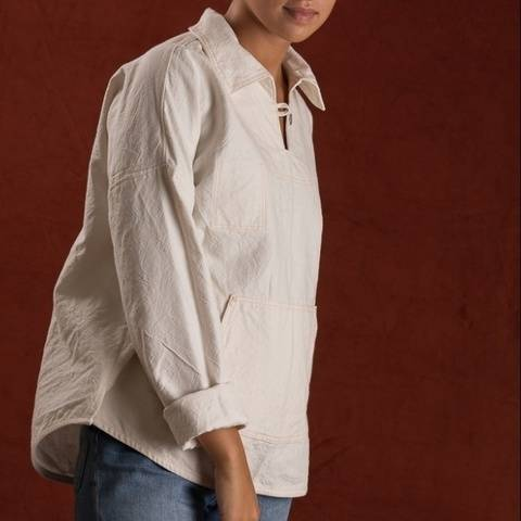 James blouse size 32 to 46