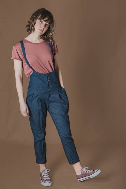 Jim dungaree size 32 to 46