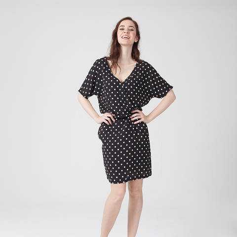 Audrey - Dress - US/UK - 4/8 - 12/16 - Intermediate