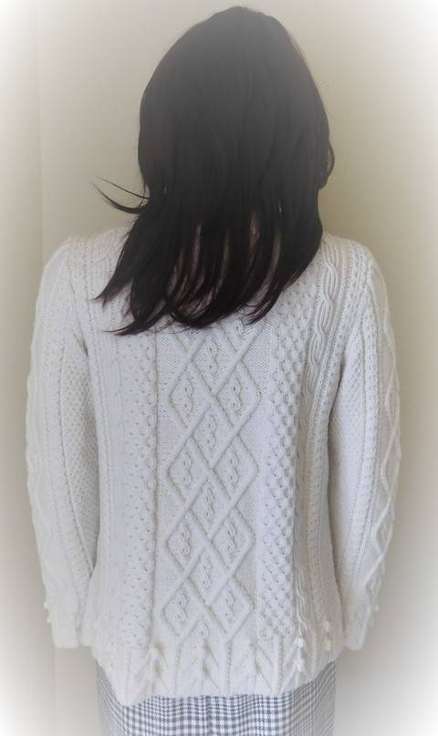 Nor'easter Pullover (Knitting Pattern)