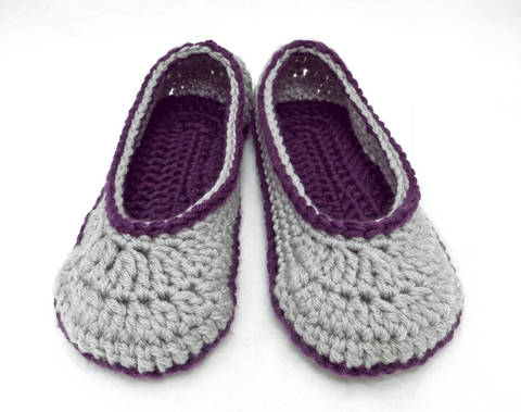 2 Hour Slipper Pattern