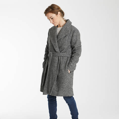 Nadia - coat - US/UK : 2/6 - 14/18 - advanced at Makerist