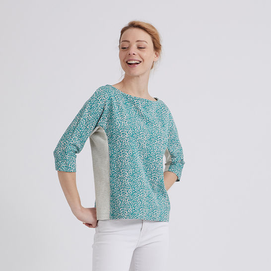 Amazone - dress or blouse - US/UK : 2/6 - 16/20 - beginner  at Makerist - Image 1