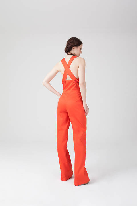 Amelie - jumpsuit - US/UK - 2/6 - 14/18 - intermediate