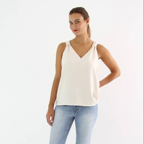 Gaïa - Easy Cami Top at Makerist