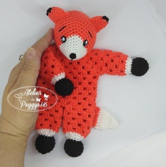 Fox lovey granny at Makerist - Image 1