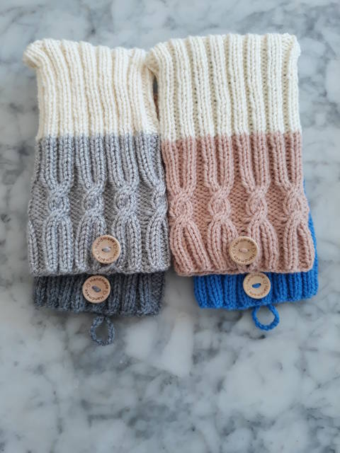 Cable Cosy at Makerist