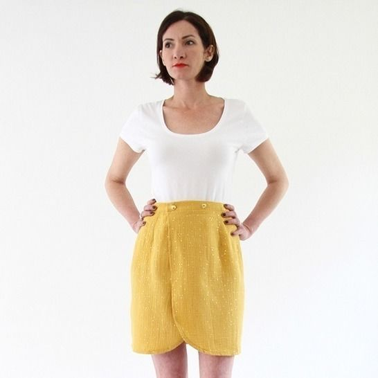 Malo - Easy Wrap Skirt at Makerist - Image 1