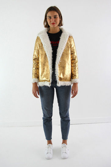 Delphine - Straight-cut jacket at Makerist - Image 1