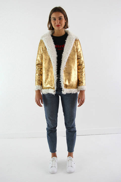 Delphine - Straight-cut jacket at Makerist