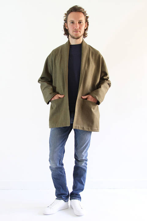 Artemis for Men - Easy stylish jacket at Makerist