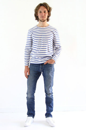 Milor for Men - Simple Long Sleeve T-Shirt at Makerist - Image 1