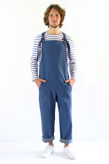 Colibri for Men - Dungarees at Makerist - Image 1