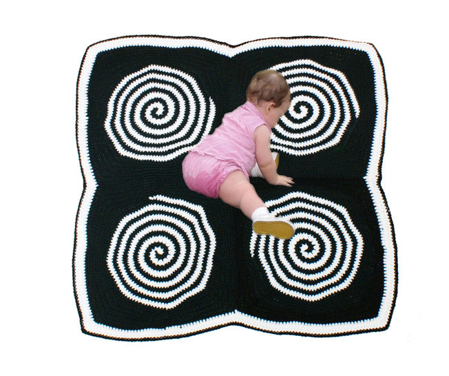 Baby Sensory Blanket at Makerist - Image 1