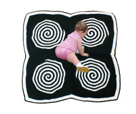 Baby Sensory Blanket at Makerist