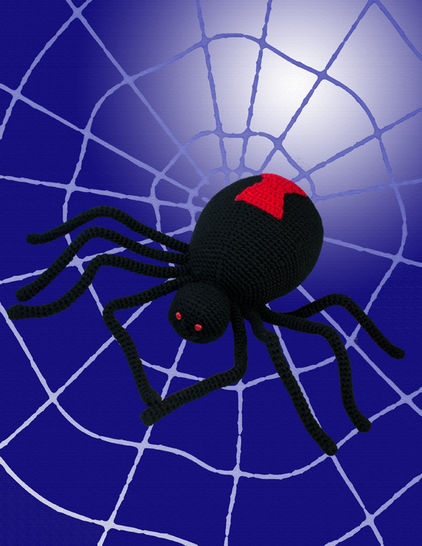 Black Widow Spider at Makerist - Image 1