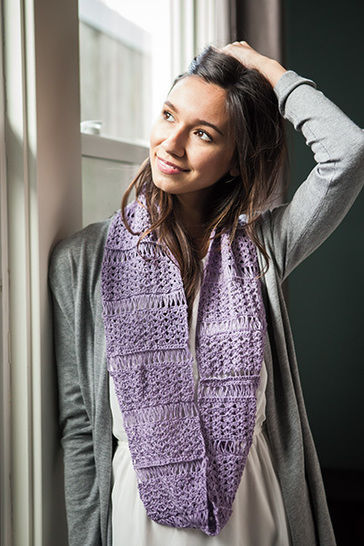 Blossom and Broomsticks Infinity Scarf at Makerist - Image 1