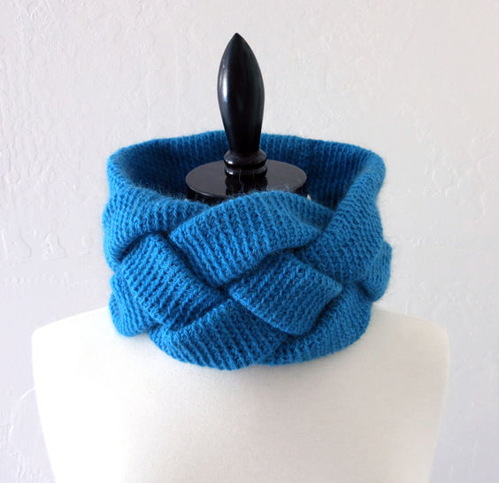 Braided Cowl at Makerist - Image 1