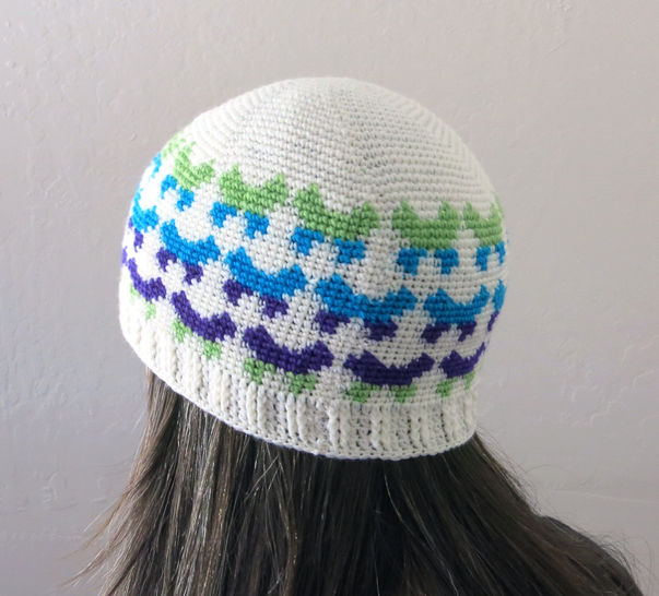 Butterfly Beanie at Makerist - Image 1