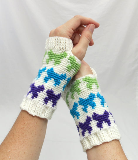 Butterfly Mitts at Makerist - Image 1