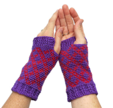 Checkers Mitts at Makerist