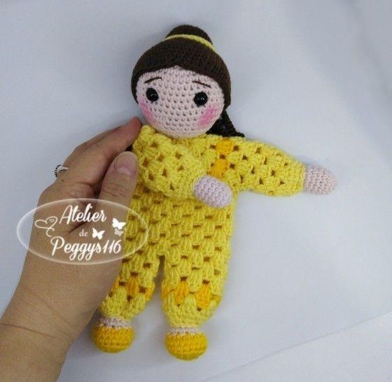 Doudou Belle Granny  chez Makerist - Image 1