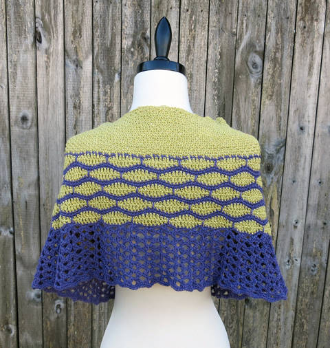 Chorus Cowl at Makerist