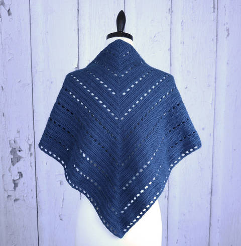 Crofton Shawl at Makerist