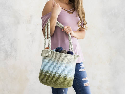 Cutie Utility Bucket Bag